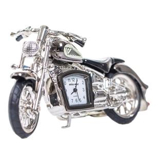 Geschenkideen aus der Region: Vintage Quarzuhr Motorrad, Cruiser
