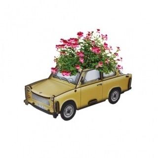 Besondere Geschenkideen in Ihrer Nähe: Blumenkasten Trabant