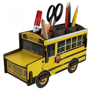 Besondere Geschenkideen in Ihrer Nähe: Schoolbus - Stiftebox