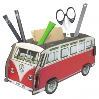 Besondere Geschenkideen aus Berlin: Stiftebox VW T1