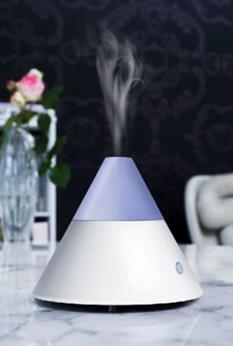 Besonderes Geschenk für Frauen: Hochwertige Vesuvio - Ultraschall-Duftzerstäuber