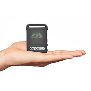 Besonderes Geschenk für Männer und Frauen: Hochwertige Incutex GPS Tracker Peilsender Personen und Fahrzeugortung