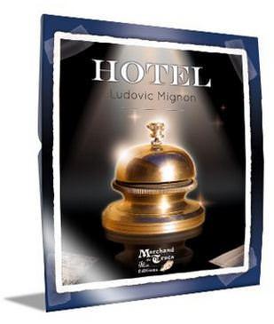 Besonderes Geschenk für Männer: Hochwertige Hotel von Ludovic Mignon - Mental Zaubertrick
