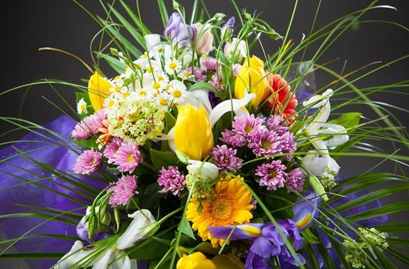Besondere Geschenkideen aus Soltau: Blumenstrauß