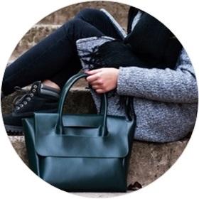 Hochwertige Designertasche