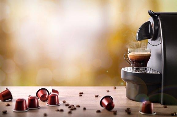 Besondere Geschenkideen aus Würzburg: Espressomaschine
