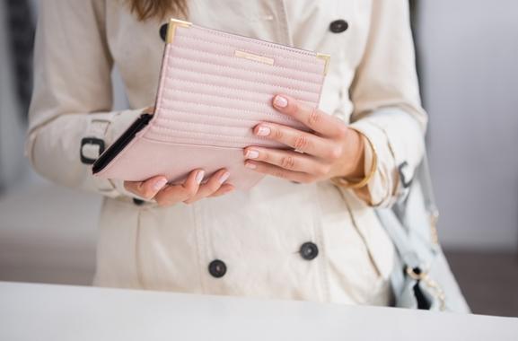 Besondere Geschenkideen aus Soltau: Geldbörse für Damen