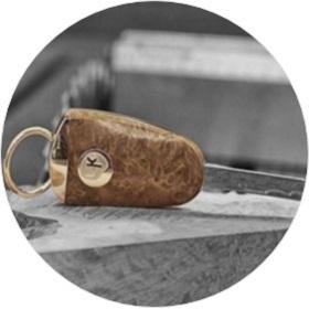 Hochwertigen Luxus-Schlüssel