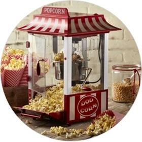 Hochwertige Popcornmaschine