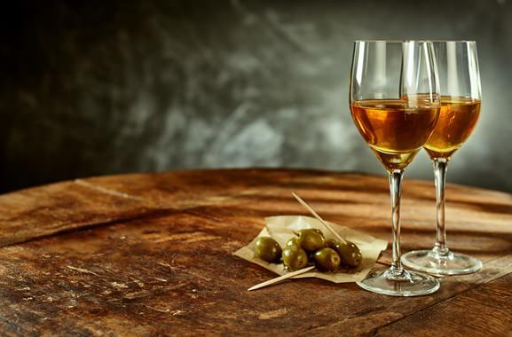 Besondere Geschenkideen aus Marktbreit: Hochwertigen Sherry
