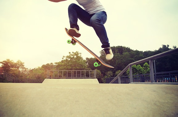 Besondere Geschenkideen aus Uelzen: Skateboard