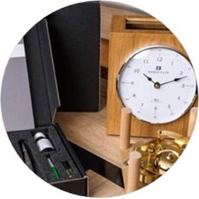 Hochwertigen Uhrenbausatz