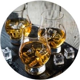 Exklusives Whisky-Tasting
